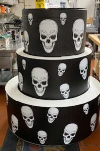 New-York-Brooklyn-Party-Sculls-Popout-cake